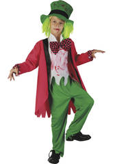 Costume Clown Malvagio Bimbo M