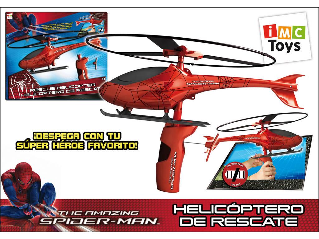 Spiderman Elicottero di Salvataggio