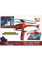 Spider-man hélicoptère de sauvetage