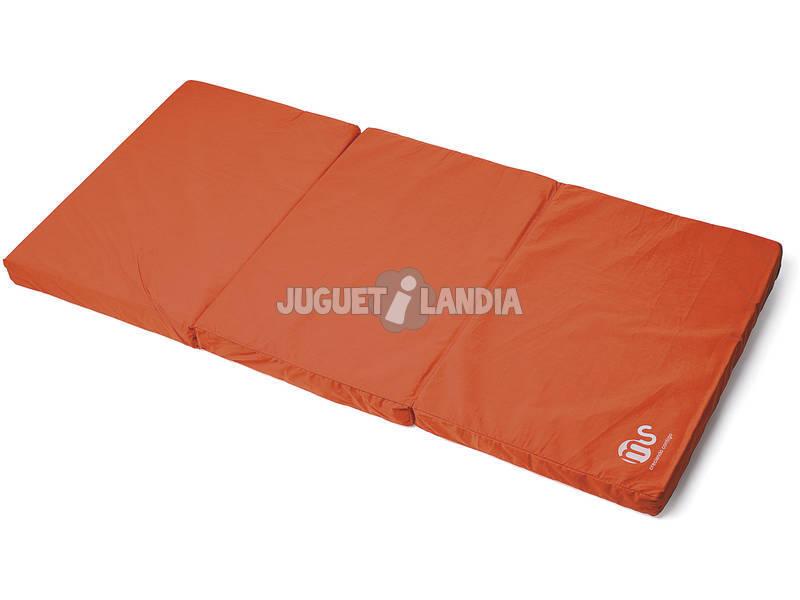Colchon Cuna de viaje 120X60 cm. Naranja