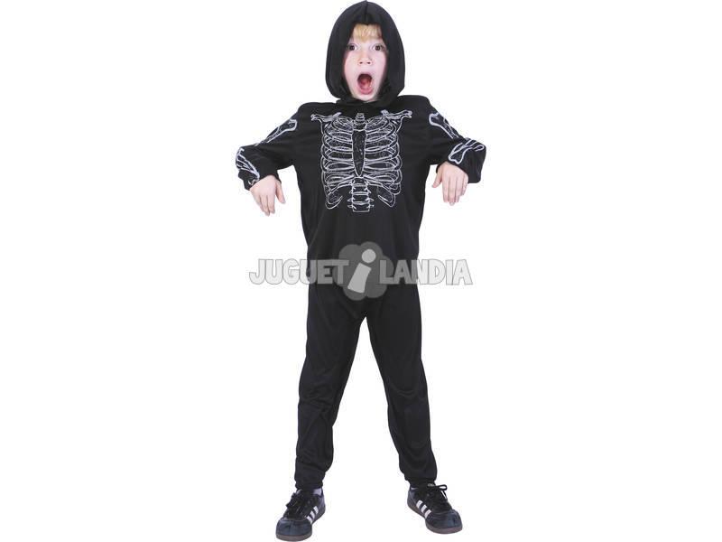 Fantasia Esqueleto Bebé Tamanho S