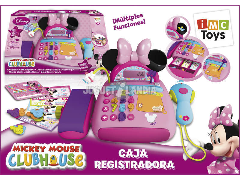 Registradora Electronica Minnie