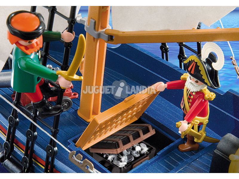 Acheter playmobil bateau corsaire juguetilandia - Playmobil bateau corsaire ...
