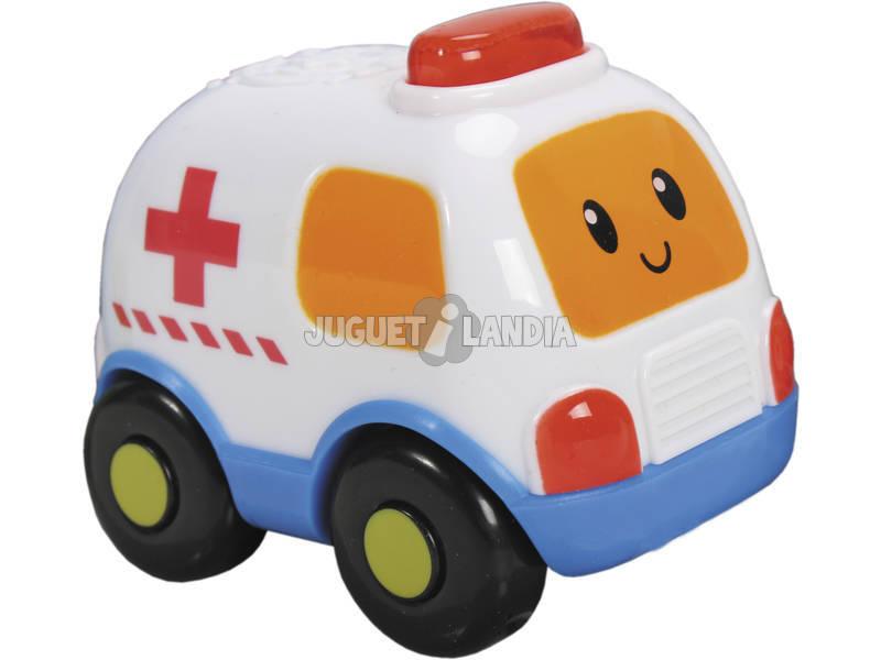 Furgoneta de Brinquedo Go Go Ambulância