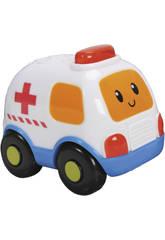 Furgoneta de Juguete Go Go Ambulancia