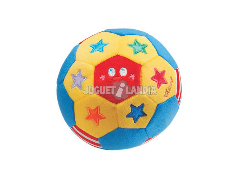 PELOTA MUSICAL CHICCO