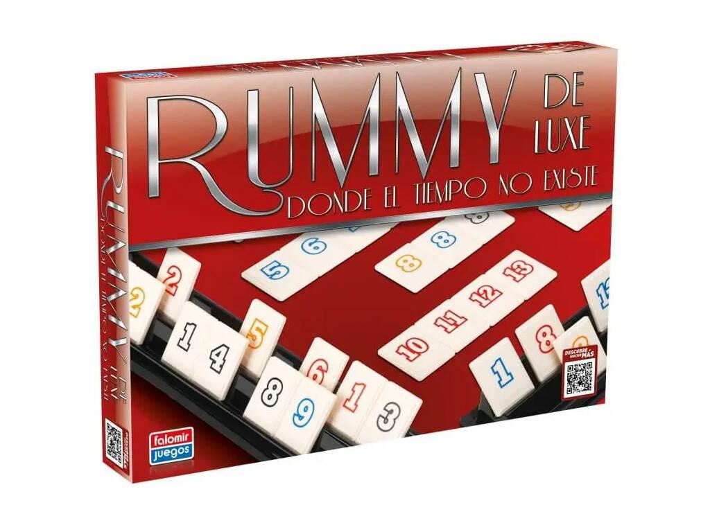 Rummy Deluxe Falomir 20008