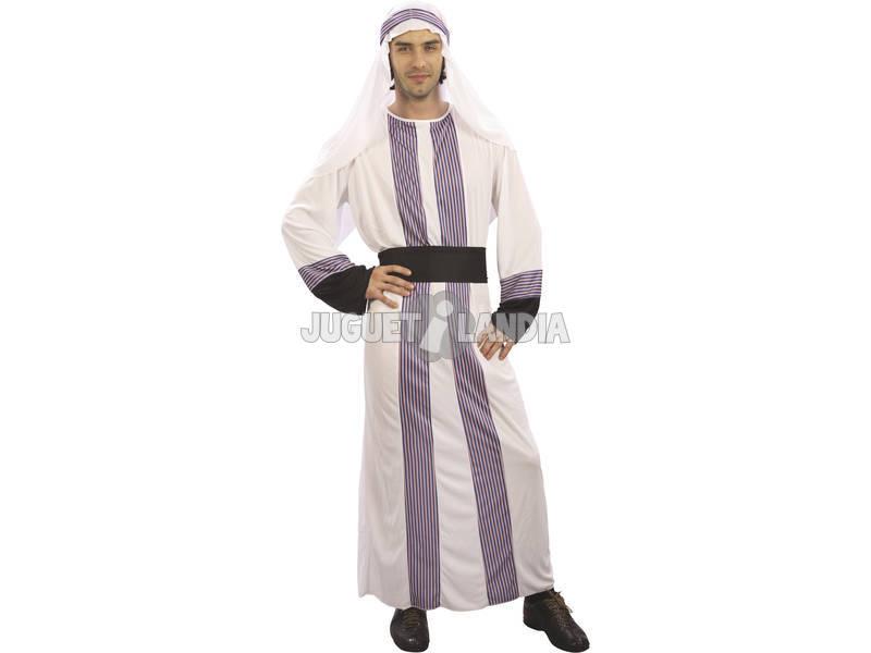 Disfraz Chilaba Arabe Hombre Talla XL