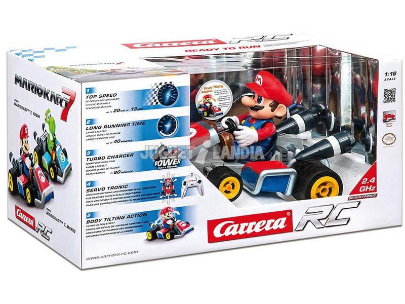 Macchina Go Mario Kart 7 radiocomandata