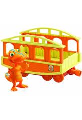 Dinotren Buddy Con Vagon
