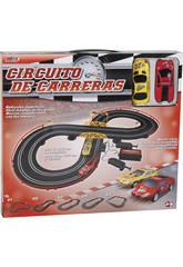 circuit De Courses 285 cm. avec 2 Voitures