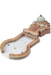 Puzzle 3D 144 Piezas Basílica De San Pedro