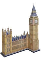 Puzzle 3D 116 Piezas Big Ben