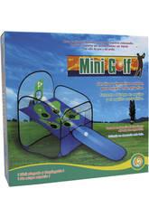 Centro de juegos mini golf 112x66x71 cm.