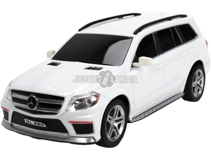 Radio Control Con Luz Surtido Vehículo Mercedes Benz GL 500 1:24