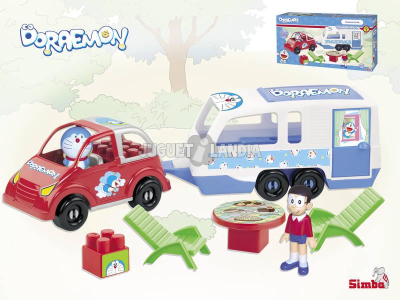 Doraemon Caravana Pic-nic