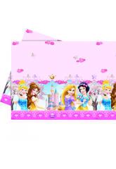 Princesses Glamour Nappe Plastique 120x180cm.