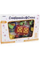 Complementos De Cocina cocina de Juguete 20 Piezas