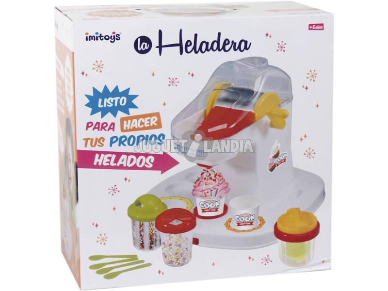 Machine à glaces La Heladera