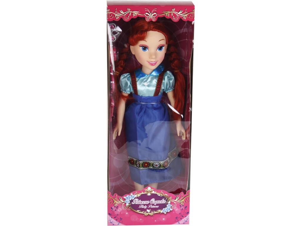 Princesa 48 cm. Con Accesorios