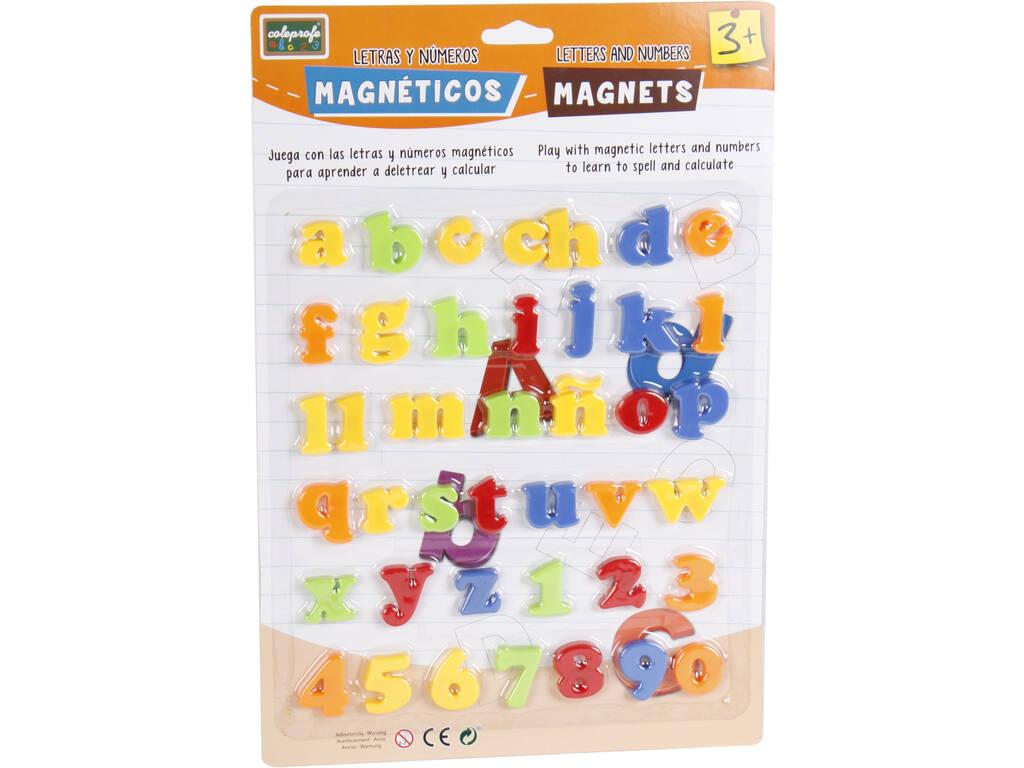 Lettres et Numéros Magnétiques