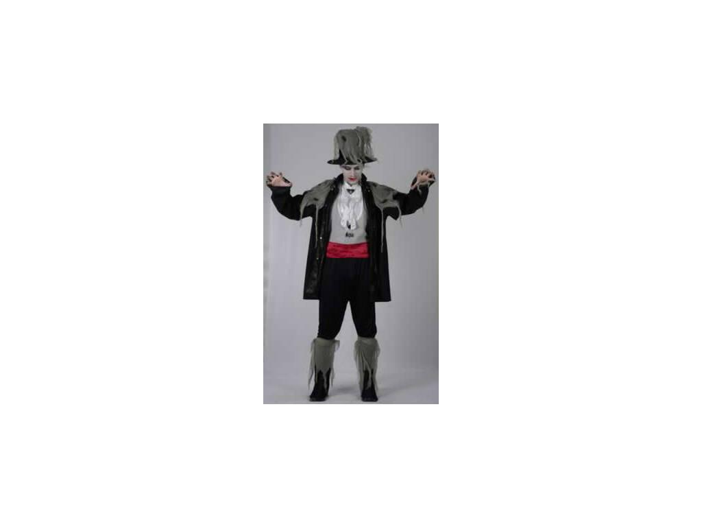 Disfraz Vampiro Zombi Hombre Talla XL