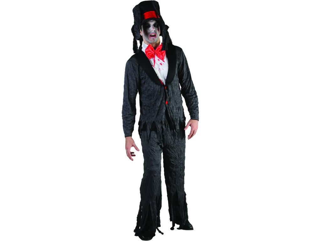 Disfraz Novio Muerto Hombre Talla XL