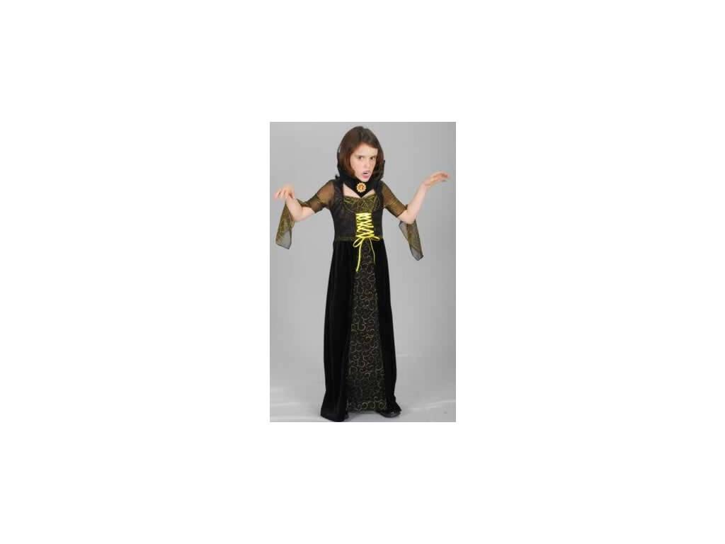 Disfraz Condesa Sanguinaria Niña Talla XL