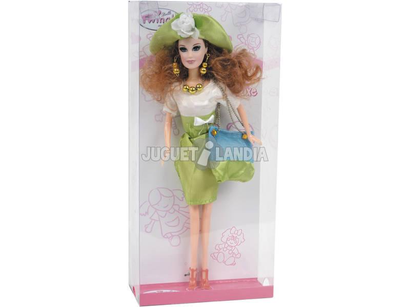 Boneca Manequim Holiday Glamour