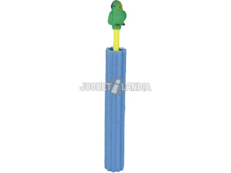 Lanza Agua Cabeza Pajaro 38 cm.
