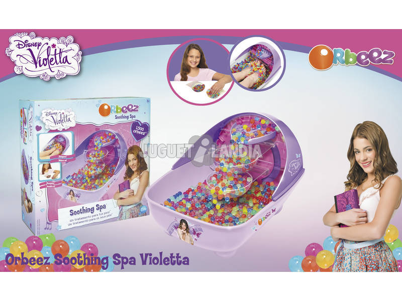 Violetta Orbeez Spa