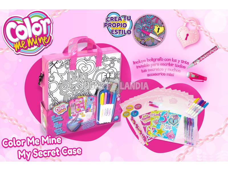 Color Me Mine My Secret Case