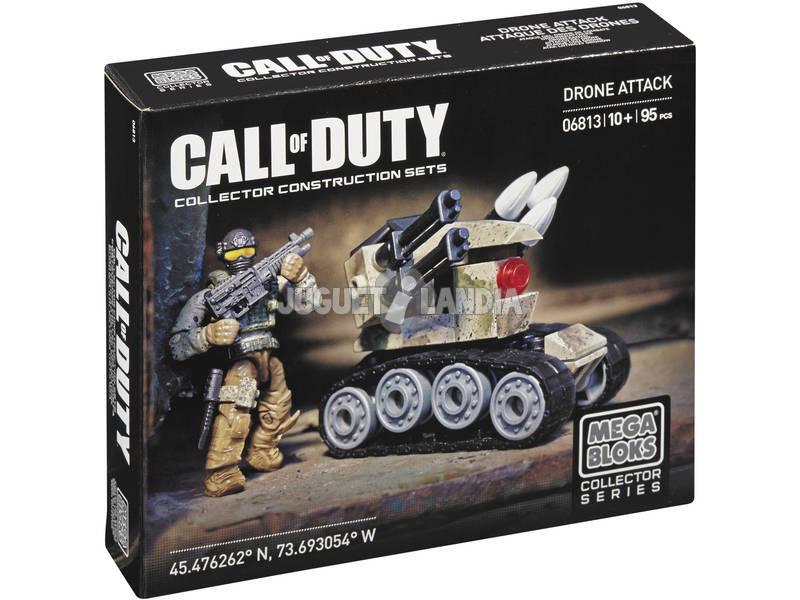 Mega Bloks Call of Duty véhicules léger _I