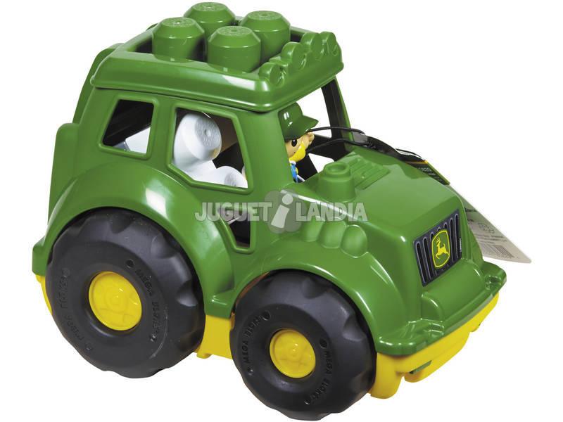 Mega Bloks Tractor John Deere