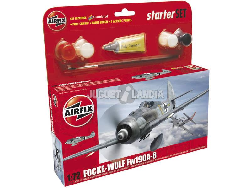 Aereo Focke Wulf FW190A Hornyby A55110