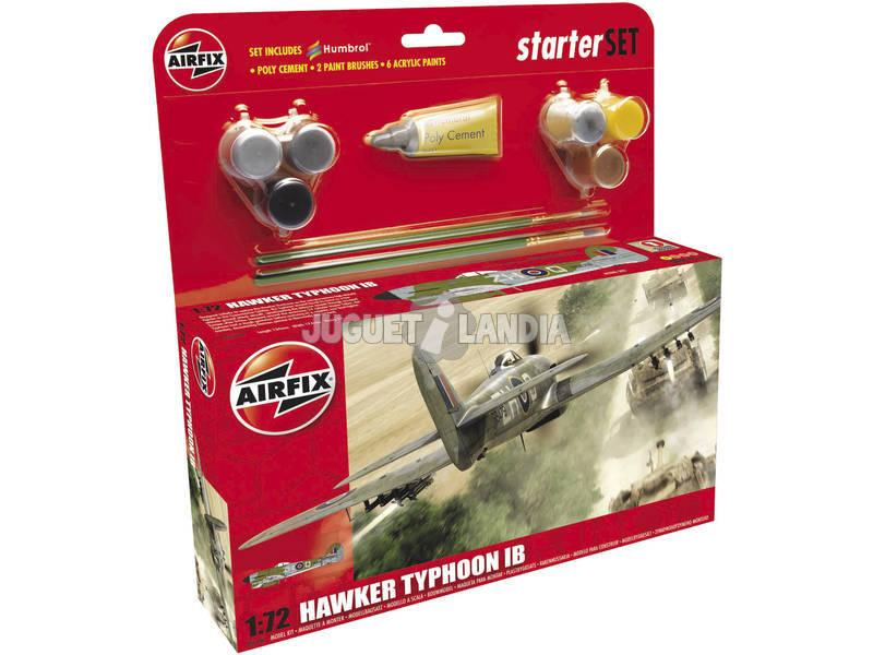 Avião Hawker Typhoon