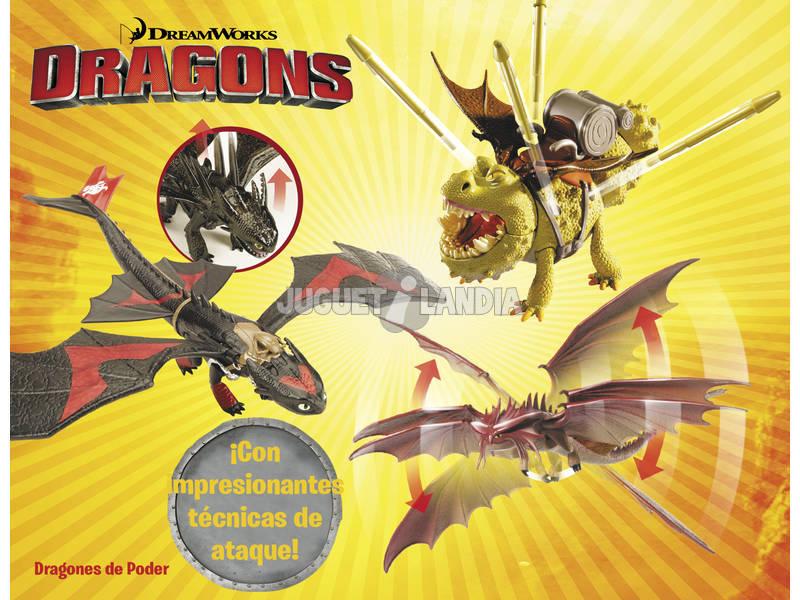 Dragones de Berk Dragons de Poder