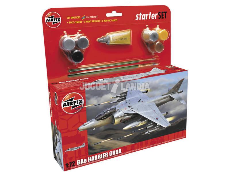 Avião Harrier GR9
