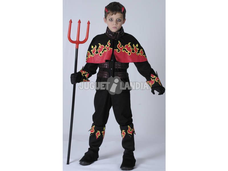 Disfraz Lucifer Niño Talla L