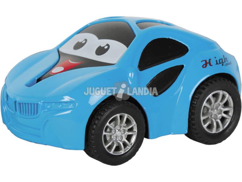 Carro de brinquedo 6,5 cm.