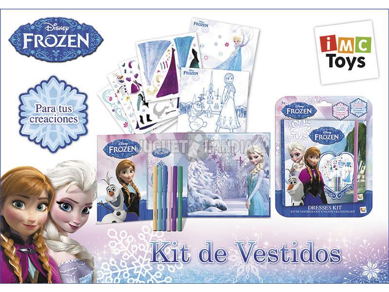 Kit Vestidos Frozen