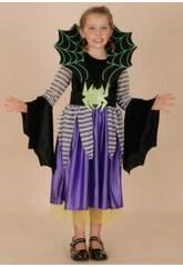 Kostüm Spinne Mädchen Größe L