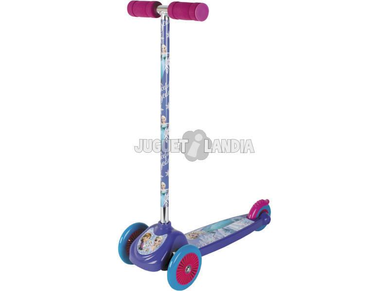 Patinete 3 Ruedas Frozen Twist and Roll