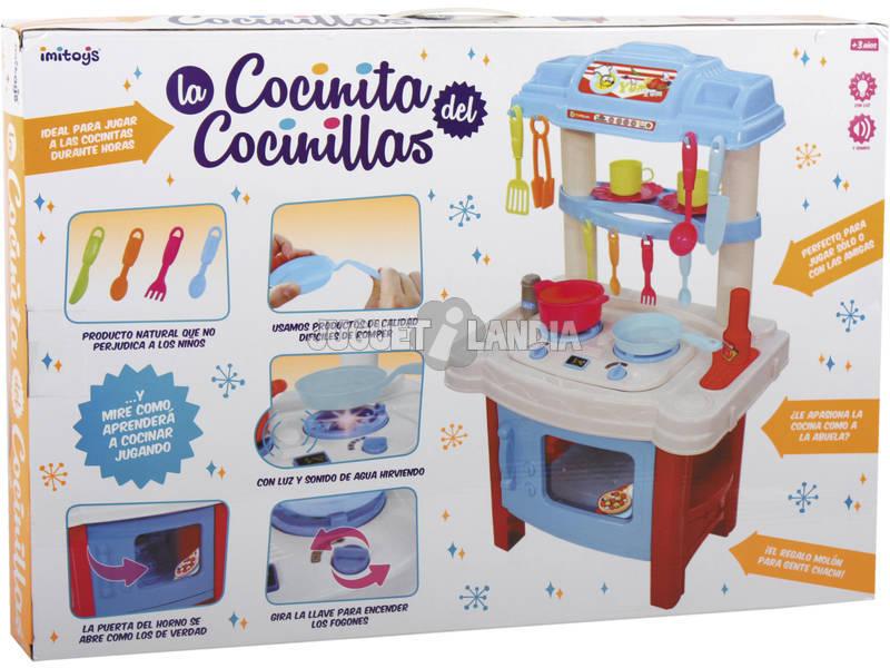 La Cocinita Del Cocinillas 18 Piezas