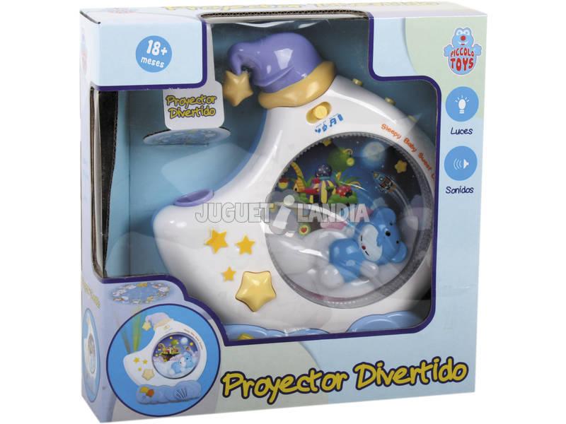 Proyector Divertido Bebé