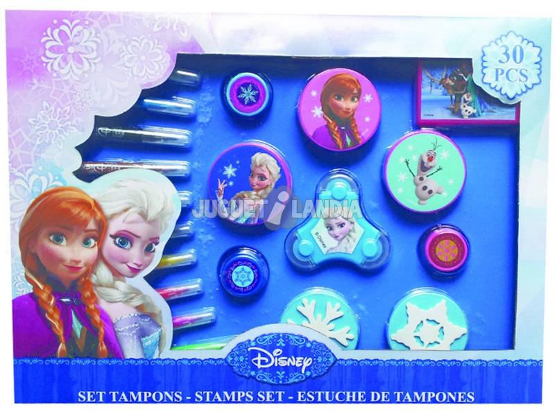 Frozen Set Tampones 30 piezas