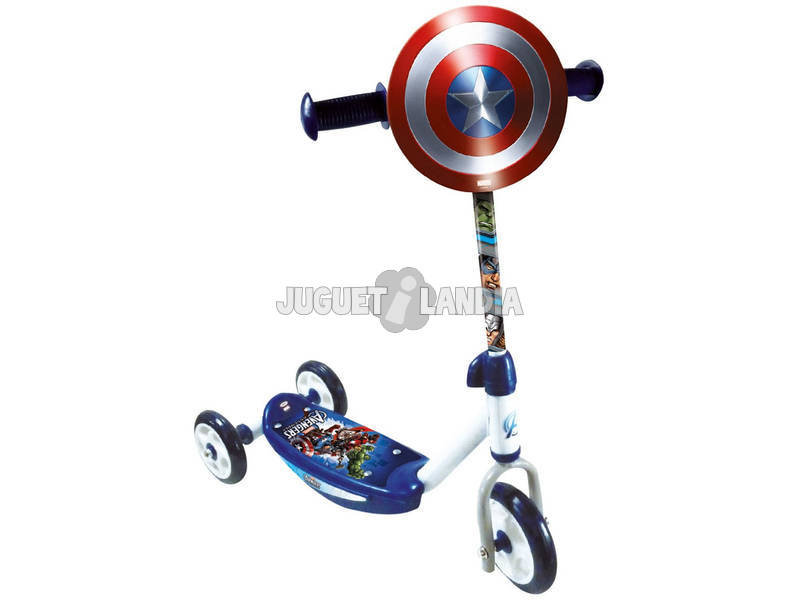 Avengers Patinete 3 Ruedas