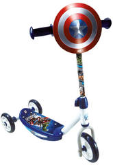 Avengers Trotinette 3 Roues