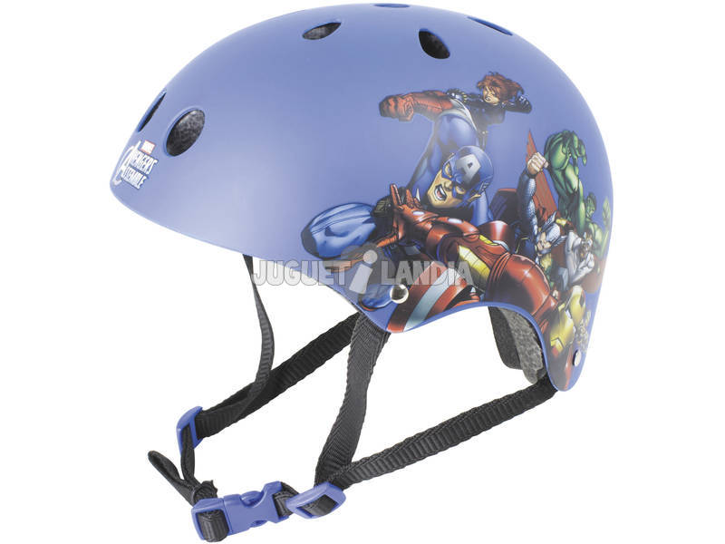 Vingadores Casco Junior S