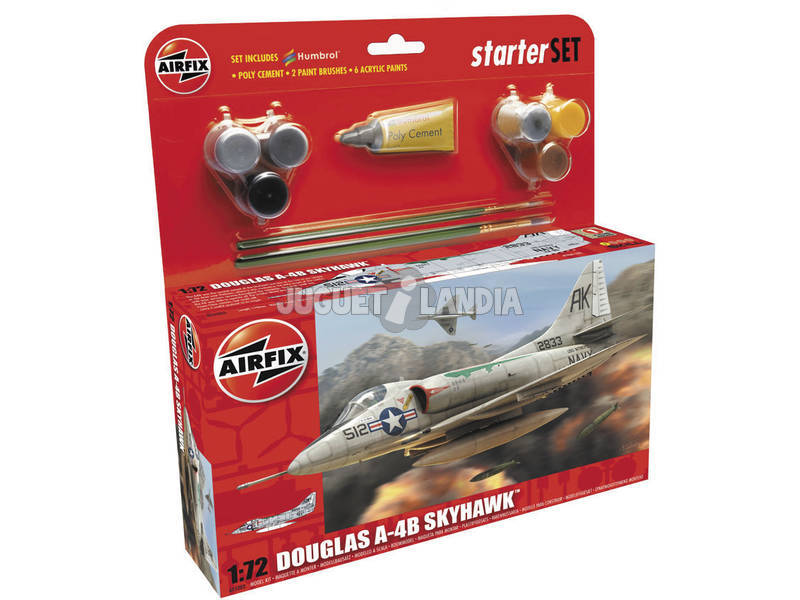 Maquette 1:72 Avion Douglas A-4 Skyhawk